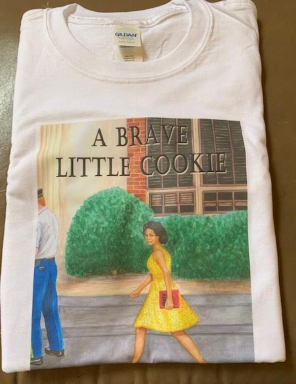 A Brave Little Cookie T Shirt